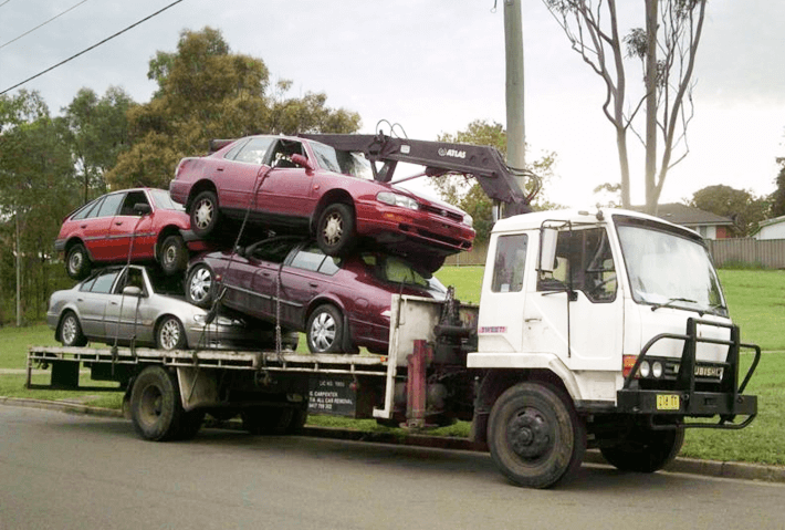 Unwanted Car Removal Perth