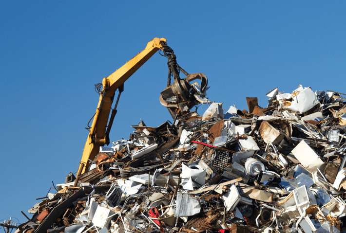 Scrap Metal Recycling Perth