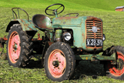 Tractors and Other Farm Vehicles